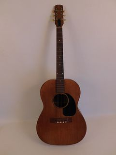 OLD GIBSON ACOUSTIC GUITAR