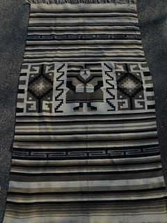 OLD MEXICAN BLANKET