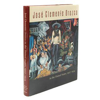 Orozco, José Clemente. In the United States 1927-1934. Renato González Mello.  Publicado por Hood Museum of Art y Dartmouth, 2003.