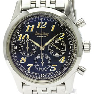 Breitling Navitimer Automatic Stainless Steel Men's Sports Watch A40035