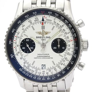 Breitling Navitimer Automatic Stainless Steel Men's Sports Watch A23330