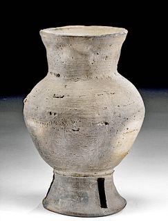 Japanese Kofun Pottery Jar