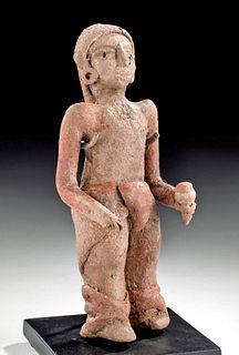 Guerrero Xalitla Pottery Standing Male Figure
