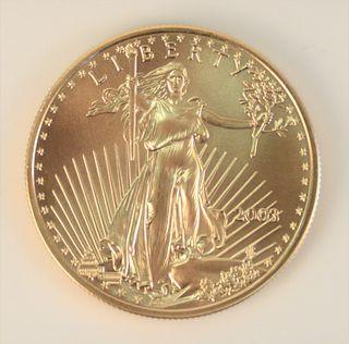 Gold Eagle, 2003, 1 oz.