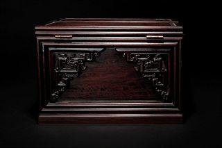 A Hongmu Dresser