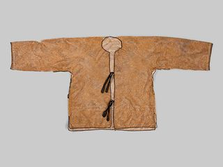 A Bamboo, Cotton, and Silk Under Jacket