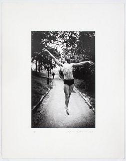 Ralph Gibson Gelatin Silver Print, Dancer