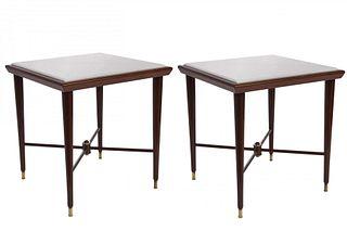 Liceu De Artes & Oficios Brazilian Side Tables, Pr