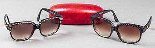 Emmanuelle Khanh Paris Designer Sunglasses, 2