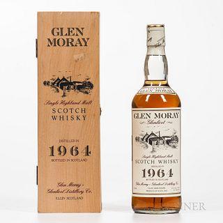 Glen Moray 27 Years Old 1964, 1 750ml bottle (owc)