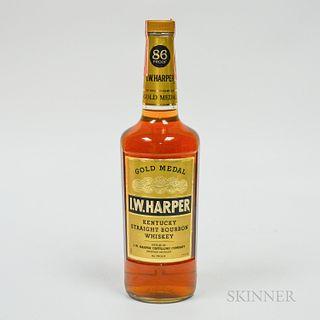 IW Harper 4 Years Old, 1 750ml bottle