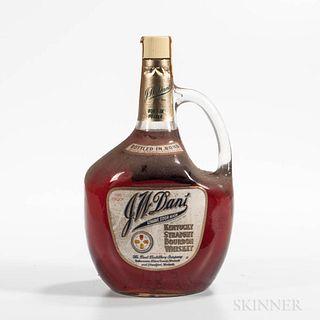 JW Dant 5 Years Old 1964, 1 1/2 gallon bottle