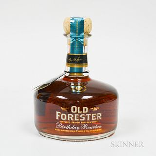 Old Forester Birthday Bourbon 12 Years Old 2003, 1 750ml bottle