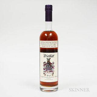 Willett Family Estate Bourbon Dulee De Leche 14 Years Old, 1 750ml bottle