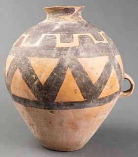Chinese Neolithic Period Pottery Large Storage Jar