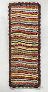 Shaker Knitted Textile,Ohio/Pennsylvania border, late 19th/early 20th century