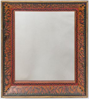 Putty-painted Frame