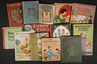 (14) SMALL CHILDREN BOOKS