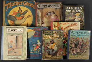 (8) EARLY CHILDREN'S BOOKS