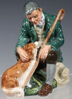 "ROYAL DOULTON FIGURINE, ""THE MASTER"""