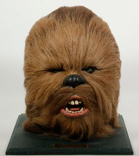 "STAR WARS ""CHEWBACCA"" MAQUETTE BUST, LIMITED EDITION BY ILLUSIVE ORIGINALS, 1996"