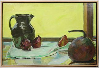 FRUIT STILL LIFE BY S. SELTZER