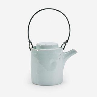 Edmund de Waal (English, b. 1964), Teapot, UK, circa 2000