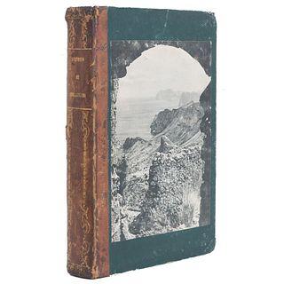 Historia de Inglaterra. Goldsmith, Oliverio. Madrid: Imprenta del Semanario Pintoresco é Ilustración, 1853.