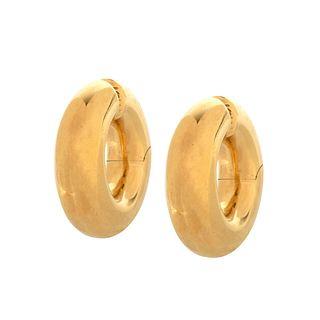 Bulgari 18K Earrings