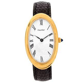 Cartier 18K Watch