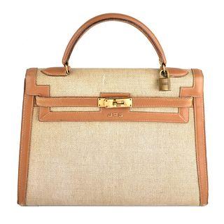 Hermes Kelly Retourne Handbag