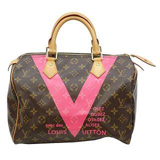 Louis Vuitton Voyage Speedy 30 Handbag
