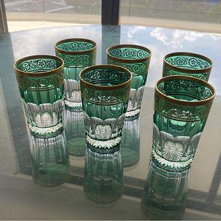 Cristal De Sevres Glasses