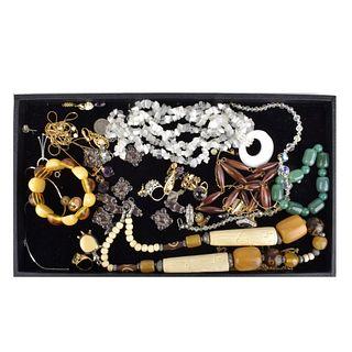 Assorted Costume Jewelry.