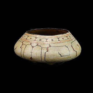 South American Peruvian Shipibo Bowl
