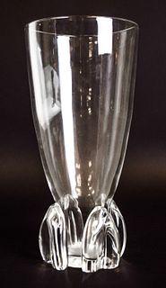 Signed Steuben Vase