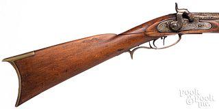 Pennsylvania full stock percussion long rifle, ap