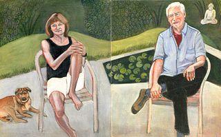 DAPHNE CONFAR, Portrait Sitting Commission