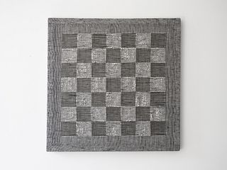 MORGAN HALE '14, Checkerboard I