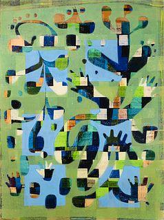 MARINA THOMPSON, Garden Dance