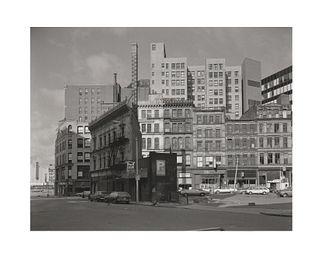 DAVID W. HAAS '80, Facades, Boston, MA