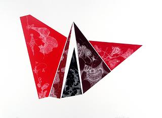 JULIA FERNANDEZ-POL, Plum Blossom Dagger #1