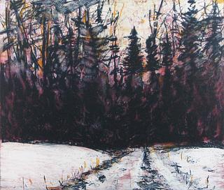 KATHERINE BOWLING, Winter III