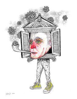JOHN CASEY '88, Sheltered