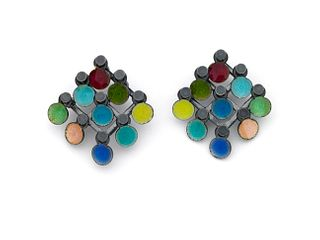 BARBARA SEIDENATH, Cascade Earrings