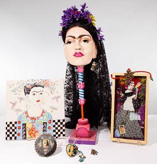Frida Kahlo-Inspired Assortment