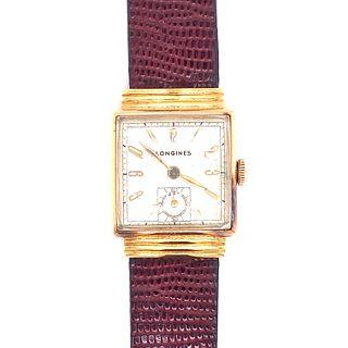 1940's 14k LONGINES Watch