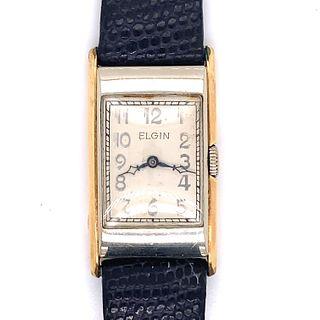 14k Gold Filled ELGIN Watch