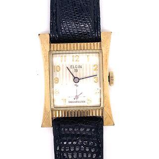 Elgin Gold Filled Watch