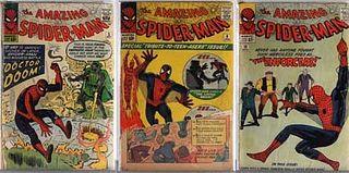 3PC Marvel Comics Amazing Spider-Man #5 #8 #10